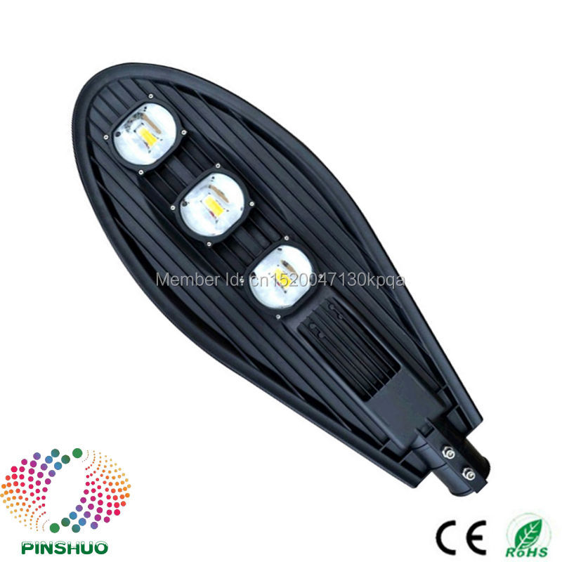 (4PCS/Lot) DC12V 24V Warranty 3 Years Bridgelux Chip 150W 12V LED Street Light Lamp Outdoor Industrial Garden Road Yard Lighting 2pcs lot led road lamp 12v 24v ac85 265v 30w led street light ip65 bridgelux 130lm w led led street light 3 year warranty