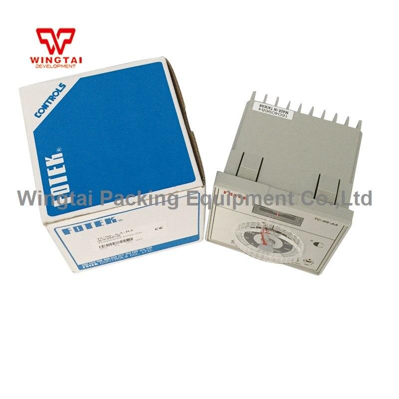 Fabriqué à Taiwan Fotek (ON + OFF) régulateur de température TC-96-AA