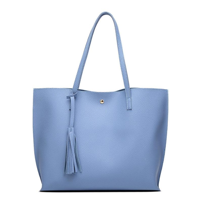 SAFEBET Waterproof Handbag Genuine-Shoulder-Bag Designer Women High-Quality Solid Fashion