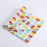 Newest Design IHigh Quality Newborn Cotton Material Summer Thin Model Children Blankets Baby Swaddling Cloth Towel