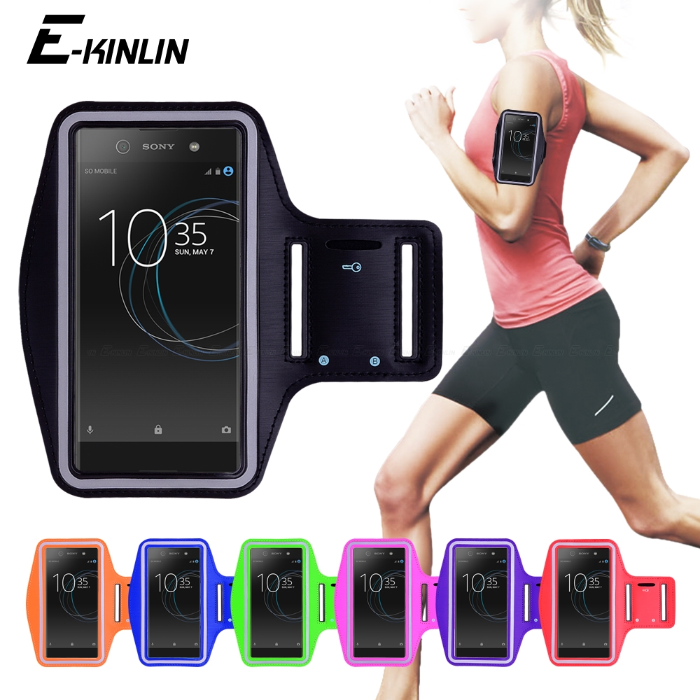 Mobile Phone Accessories Initiative 10 Pcs Newest Black Waterproof Running Jogging Sports Gym Armband Cover Holder For Iphone 6 Plus Mobile Phone Accessories