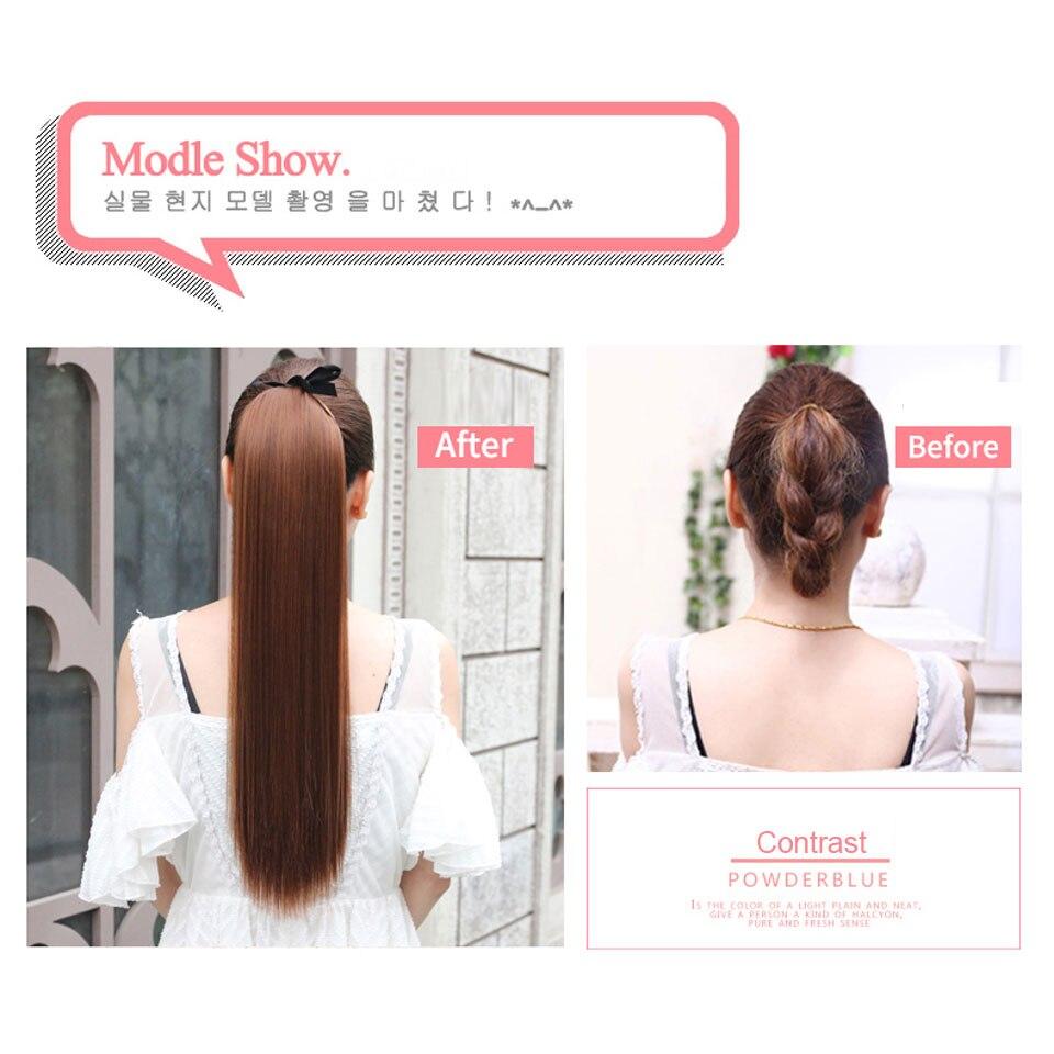 Tail Long States Hair
