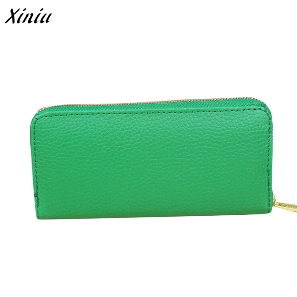 Fashion Multi-color Women Bag Ladies Leather Zipper Wallet Female Money Bag Clutch Card Holder Purse Lady Long Handbag Hot Sale hot sale owl pattern wallet women zipper coin purse long wallets credit card holder money cash bag ladies purses