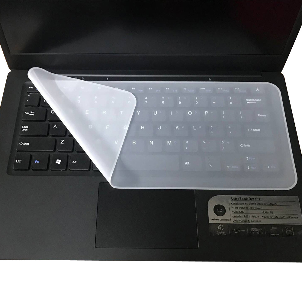 Universal Keyboard Cover For Laptops Notebooks 13''-14.1''  Silicone Keyboard Protector Skin For Laptop Drop Shipping L1114#2*