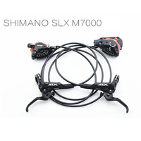 SHIMANO BR BL DEORE M7000 Hydraulic Disc Brake Lever & Caliper For MTB mountain cycle bicycle bike oil brake parts