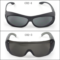 CO2 10600nm Laser Protective Goggles Safety Glasses CE