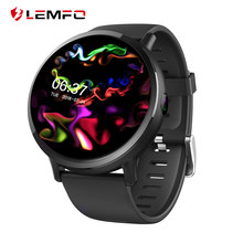 LEMFO Smart Watch LEM X Android 7.0 LTE 4G Watch Phone with SIM Camera Translation Hear Rate Fitness Tracker Smartwatch Men(China)