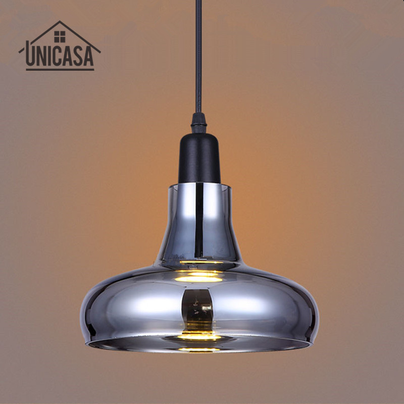 Modern led pendant lights vintage kitchen island office for Modern island pendant lighting