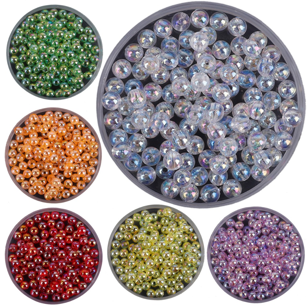 Color: 10mm Blue Crystal Calvas Small Hole Round Black Crystal Charm Bead Jewelry Accessory Jewellery Finding Black Crystal Bead Jewelry Accessory