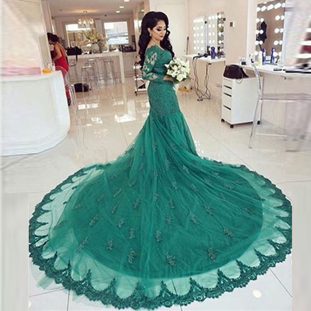 Online Buy Wholesale green wedding dresses dubai from China green ...