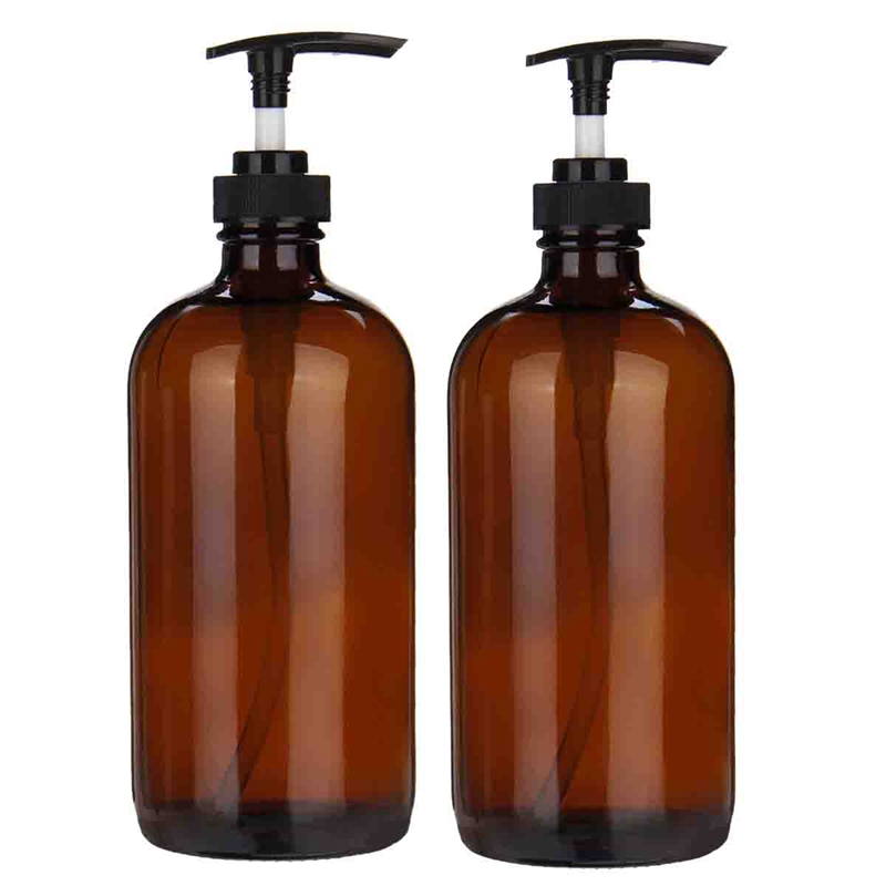 MUSTOOL Trigger Spray Pump Bottles Essential Oil Aromatherapy, 2Pcs