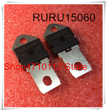 NEW 10PCS/LOT RURU15060 15060 DIODE GEN PURP 600V 150A TO218  IC