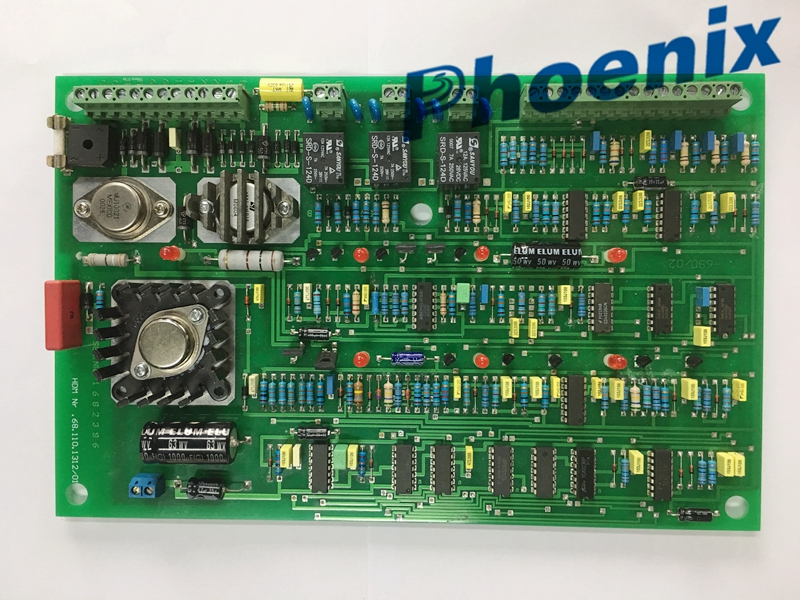 US $1000 0 |PHOENIX Heidelberg U2 circuit board electric card printing  spare parts-in Electronics Stocks from Electronic Components & Supplies on