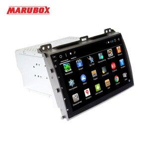 Image 5 - MARUBOX 9A107DT3 Car Multimedia Player for Toyota Prado 120 Land Cruiser 120,2002 2009,Quad Core, Android 7.1, RAM 2GB,ROM 32GB