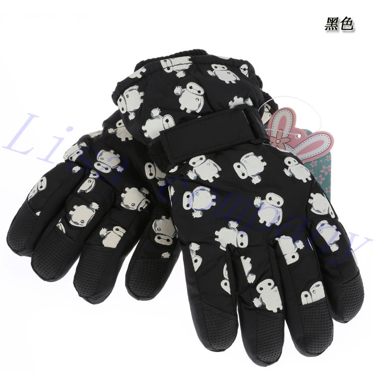 2016 hot sale a pair of winter riding five fingers font b gloves b font cold