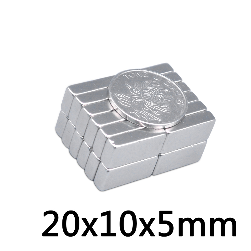 5*5*1mm N35 With Gift Box Strong Square block Rare Earth Neodymium Magnets