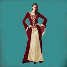 Halloween costumes Game of Thrones Queen Exclusive Dress Costume Adult Women Dance Party Cosplay