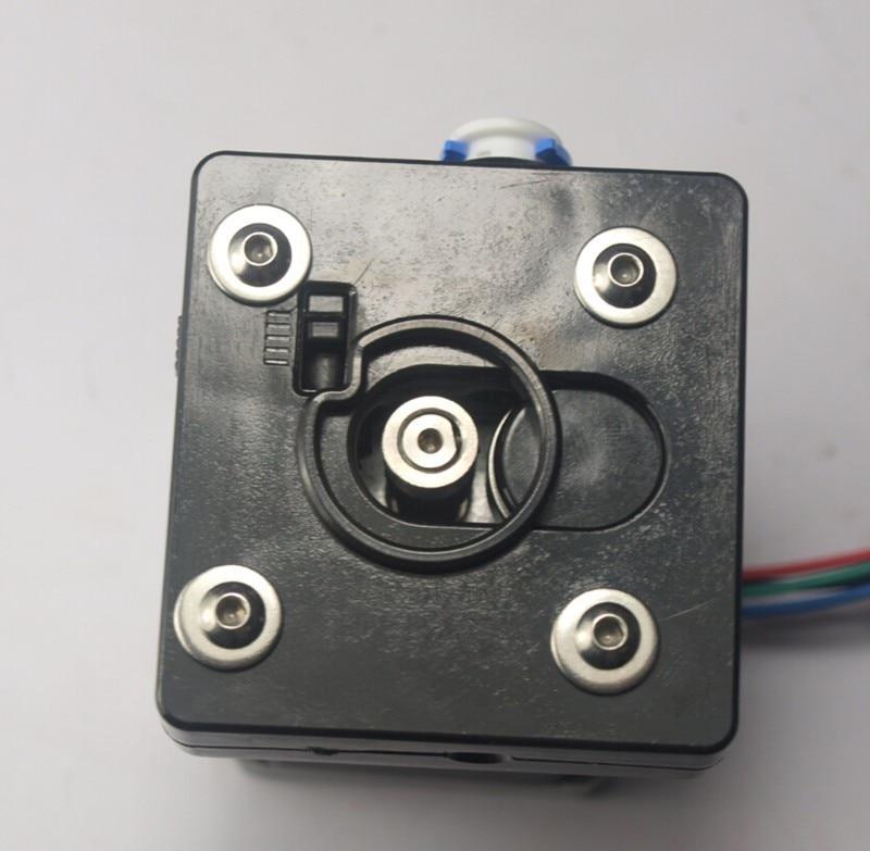 Ultimaker 2/2 Extended/Go Bowden Extruder kit/set compact extruder POM injection molding for DIY 3D printer for 3mm filament ultimaker original bowden extruder feeder assemble kit set for diy 3d printer parts for 3 mm filament