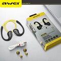 AWEI A880BL Беспроводные Наушники Bluetooth Шейным Наушники Fone де ouvido Для Телефона С Микрофоном Auriculares Ecouteur