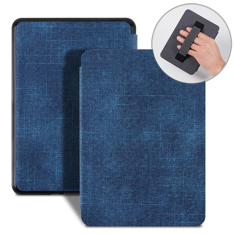 BOZHUORUI Cover Case fits New Kindle Paperwhite 4 e-Books (10th Generation-2018 Release) Handheld Portable Sleep Wake Cover Price $15.99