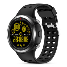 ФОТО hot sale sport smart watch pedometer waterproof bluetooth message reminder men outdoor smartwatch for ios android phone