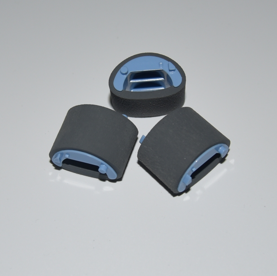 20pcs  RC1 2050 000 RC1 2030 000 Pickup Roller for HP 1010 M1005 1012 1020 1022 3050 3055 1319 3015 Printer Parts     - title=