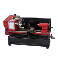 multifunction home mini lathe, machine beads, metal / wood turning, digital, DIY processing machinery and equipment