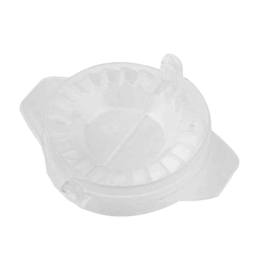 Hijau Biru Putih Pangsit Pembuat Wraper Cetakan Tekan Ravioli Adonan Pastry Kue Kue Cetakan Alat Dapur Aksesoris 1 Pcs