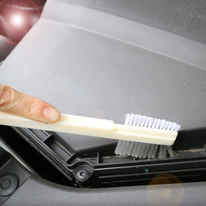 Image 5 - 1pc Size 19cm Car Wash  Cleaning Tools Detailing Brush Multifunction Wheel Brush Home Cleaning Computer Keyboard 2019 New Produc
