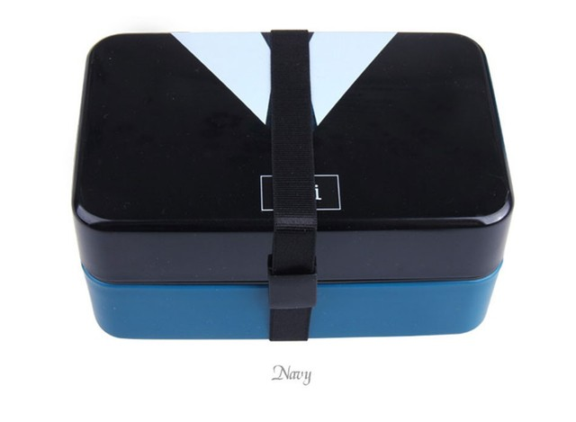 Free Shipping Microwave Japanese bento box for frozen food export the French romantic and lovely lunch box food clothing gifts