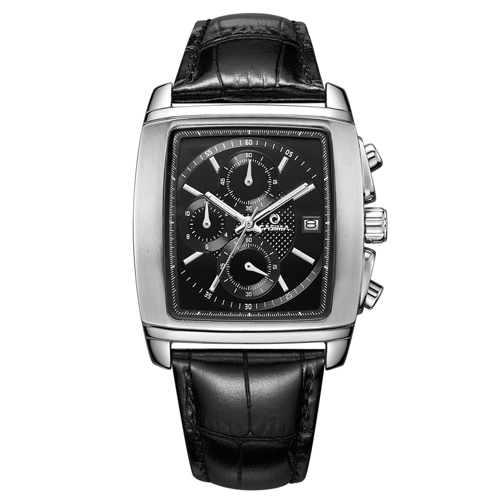 CASIMA 2017 montre à Quartz hommes montres Top marque de luxe célèbre montre-bracelet homme horloge montre-bracelet Relogio Masculino étanche 100 m