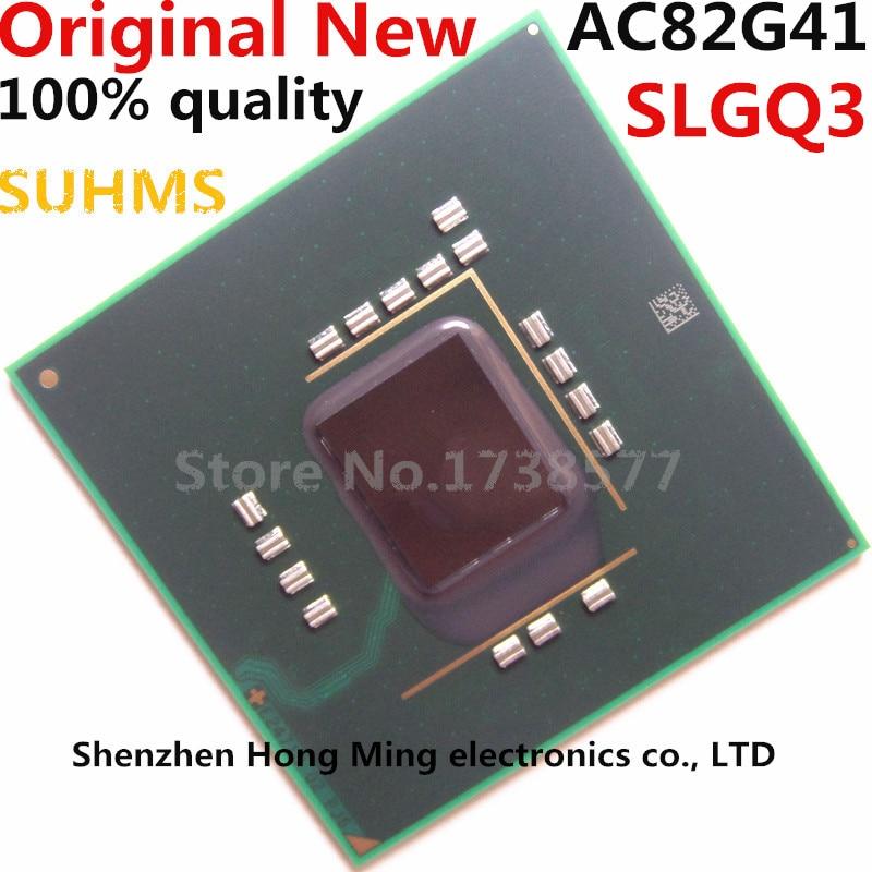 100% New AC82G41 SLGQ3 BGA Chipset