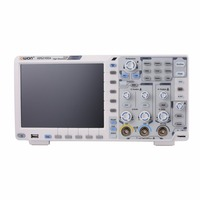 OWON XDS2102A 2 Channels Deep Memory LCD Display Digital Storage Oscilloscope Scopemeter Scope Meter 100MHz 1GSa/s