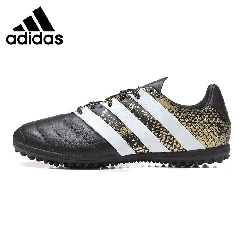 Original Adidas ACE 16.3 TF Men's Football/Soccer Shoes Sneakers tiebao a13135 men tf soccer shoes outdoor lawn unisex soccer boots turf training football boots lace up football shoes