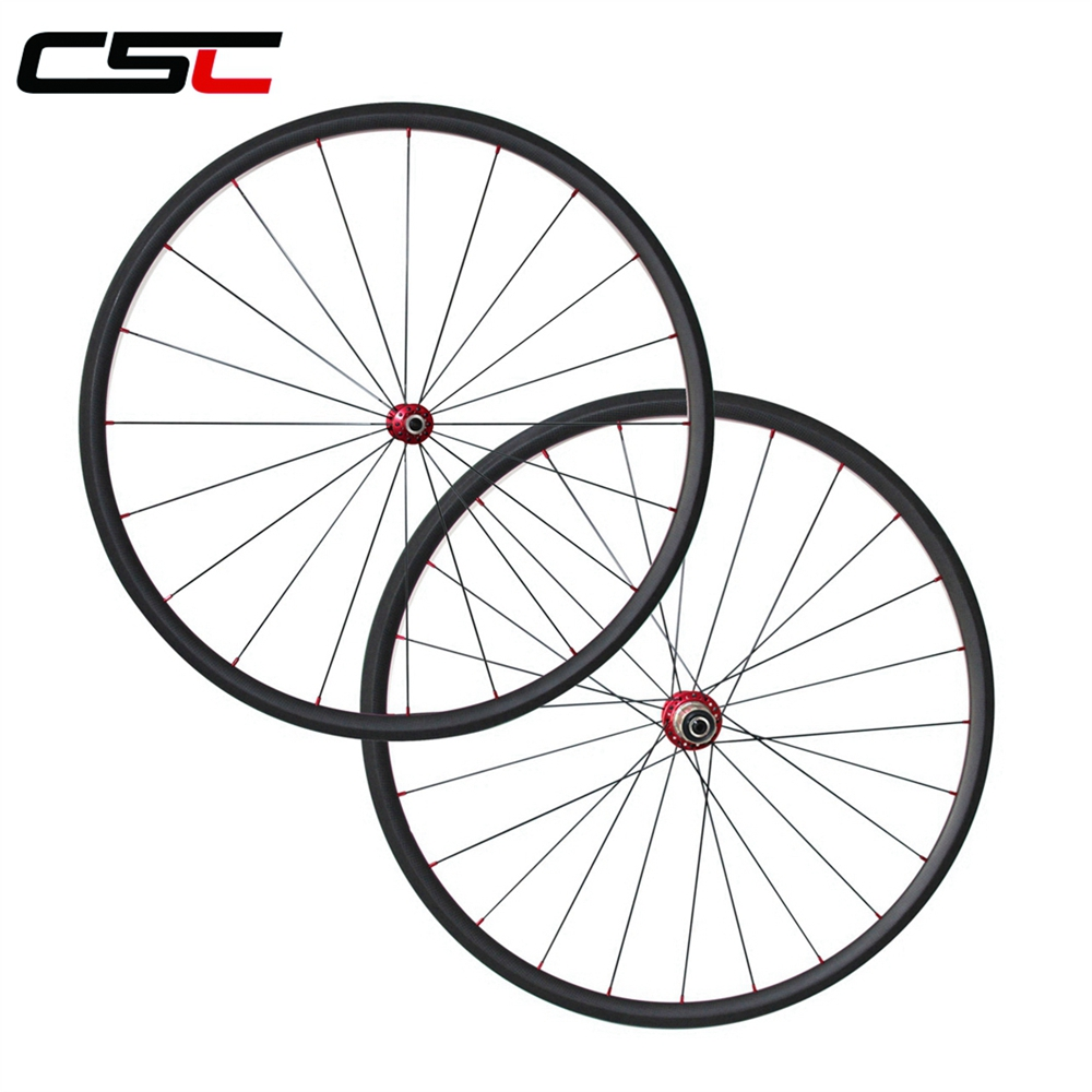 все цены на Ultra light 1060g 23mm width 24/38/50/60/88mm depth clincher or tubular carbon road bike wheels R13+ Mac aero 424 spokes онлайн