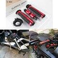 Ручки для руля HONDA VFR750 VFR800 VFR1200 VFR1200F VFR 750 800 1200 1200F для мотоцикла 7/8 ''22 мм  ручки с ЧПУ
