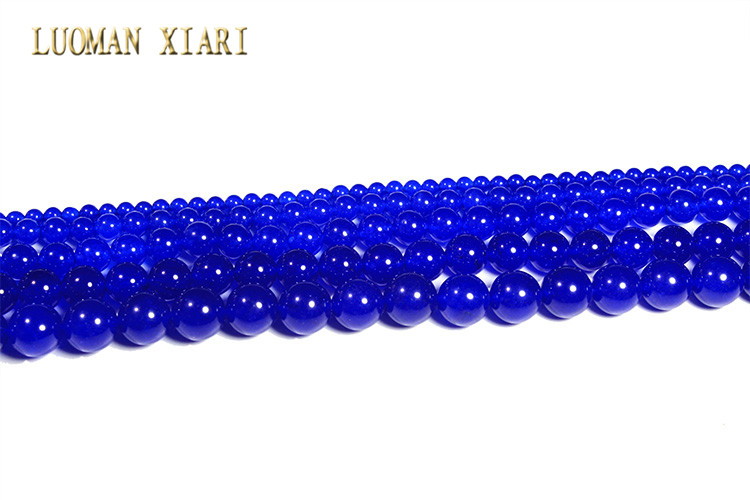 Handmade 10//12//14mm blanc naturel Opal Faceted Round Beads Necklace