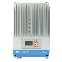 iTracer IT6415ND 60A MPPT Solar Charge Controller RS232 RS485 with Modbus protocol CAN Bus 12V 24V 36V 48V auto work