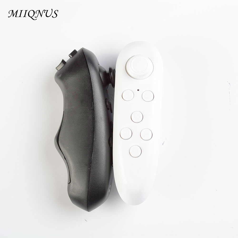 Wireless Bluetooth VR-BOX Remote Control Gamepad For iPhone Samsung Android IOS