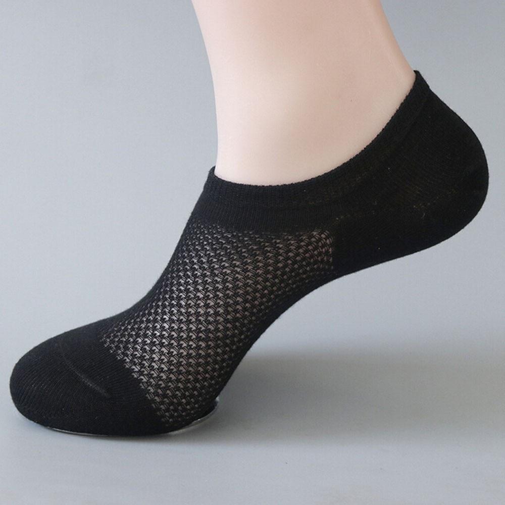 Women's Socks Short Female Hosiery Low Cut Ankle Socks For Women Ladies White Black Socks Short 2019 New Stripe Polyester Sock