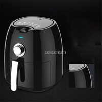1300W Household Smokeless Air Electric Fryer 4.5L Large Capacity Without Oil Electric Deep Fryer French Fries Machine MS 289