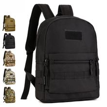 10 Liters Small Outdoor Tactics Backpack Military Fans Equipment For Hiking Climbing Men Women Molle Bag Sports Rucksack S425