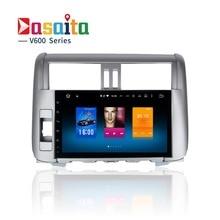 font b Car b font 2din Android GPS Navi for Toyota Prado 150 2010 2013