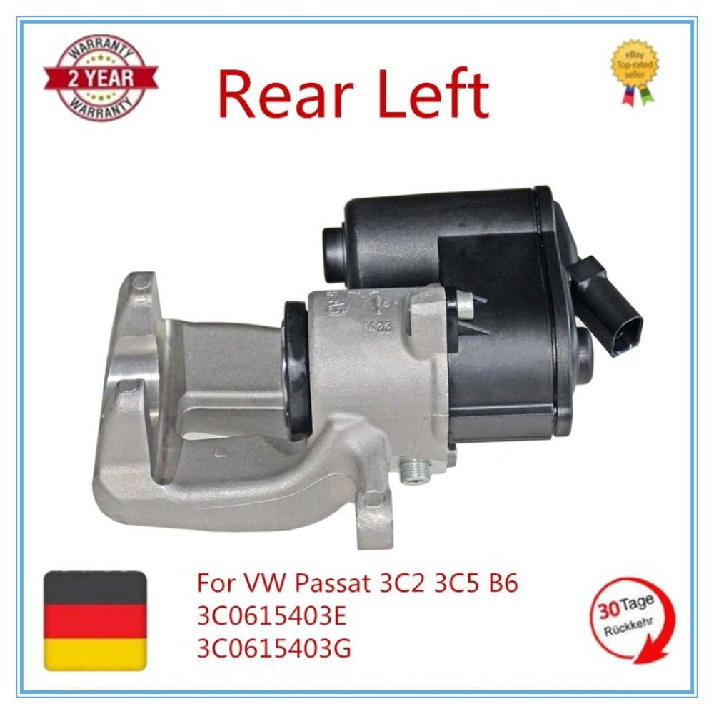 3C0615403E 3C0615403G New Rear Left Brake Caliper For VW/VolksWagen Passat 3C2 3C5 B6 05-07 3C0 615 403 E 3C0 615 403 G car data can bus gateway diagnosis interface for volkswagen vw passat b6 cc 3c0 907 530 l