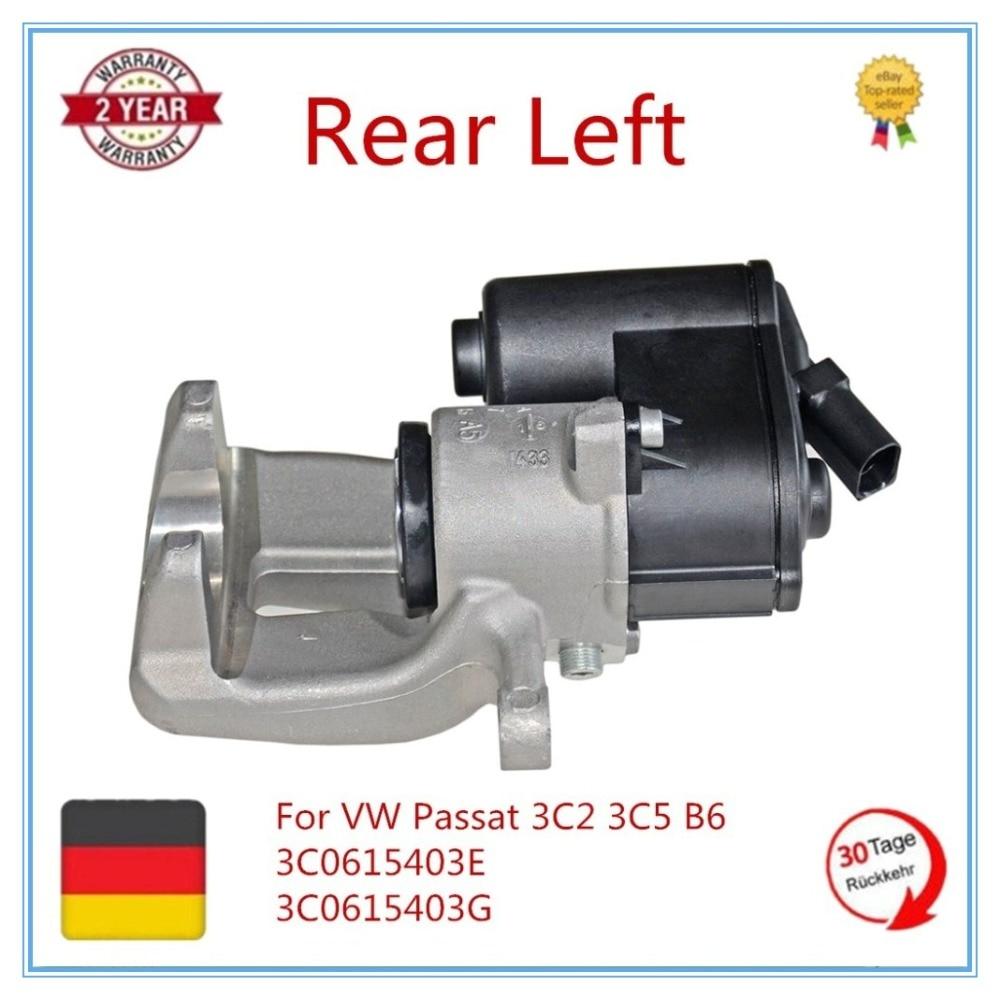 3C0615403E 3C0615403G New Rear Left Brake Caliper For VW/VolksWagen Passat 3C2 3C5 B6 05-07 3C0 615 403 E 3C0 615 403 G
