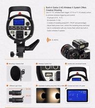 Godox SK400 II 400Ws GN65 Professional Studio Light Built-in Godox 2,4G Wireless X System