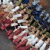 1 Piece For Sale Irregular Raw Agates Jewelry Accessories Titanium Druzy Agates George Loose Beads Strands