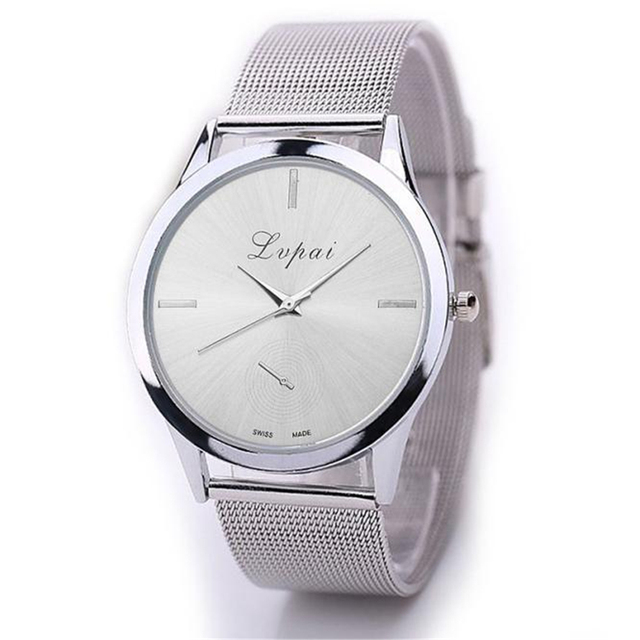 Fashion Women Watches Sport Bracelet Watch Casual Leather Band Analog Alloy Quar