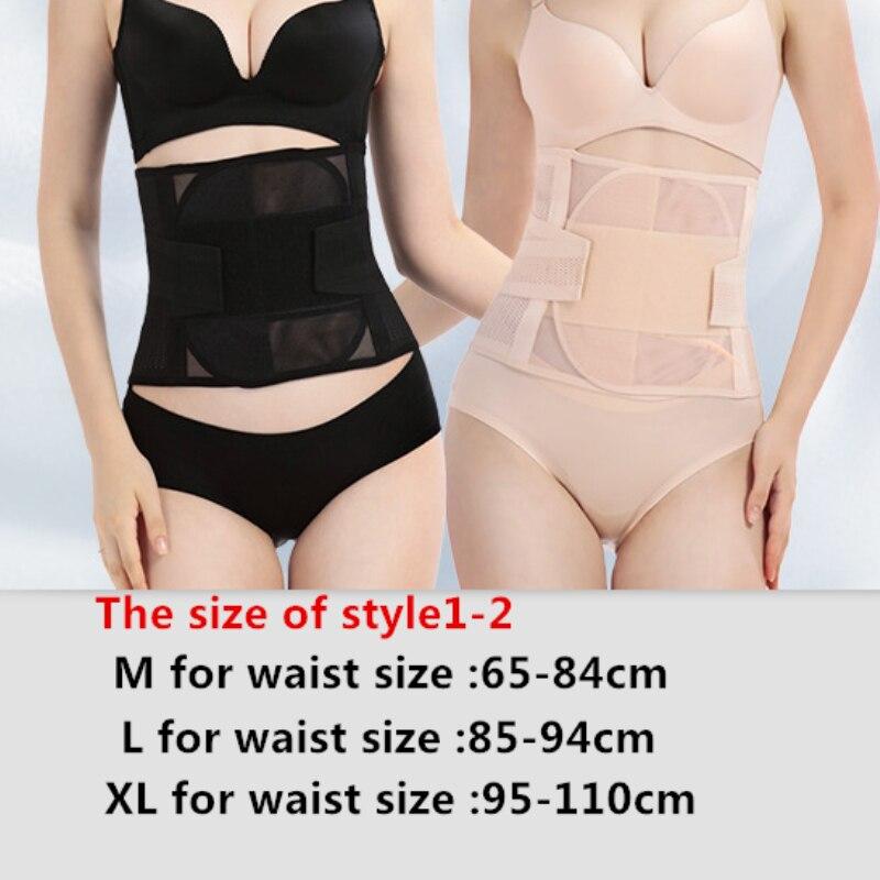 2019-Maternity-postpartum-belt-bandage-slimming-corset-corsets-bustiers-Women-waist-trainer-body-shaper-shapewear-M239 (2)