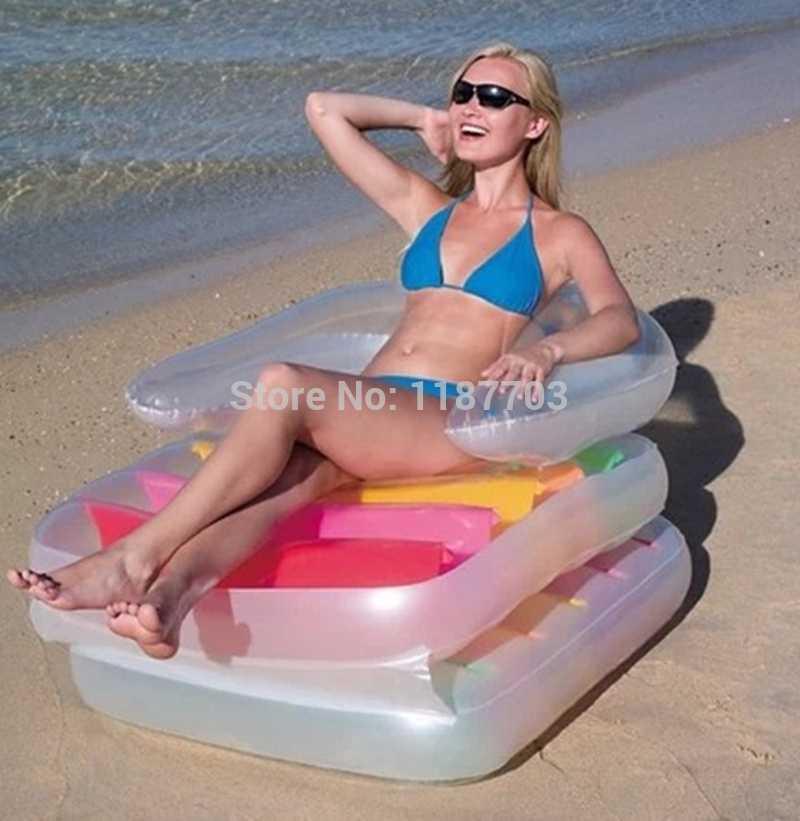 Складное кресло для отдыха Egoes, Надувное сиденье для бассейна, плот